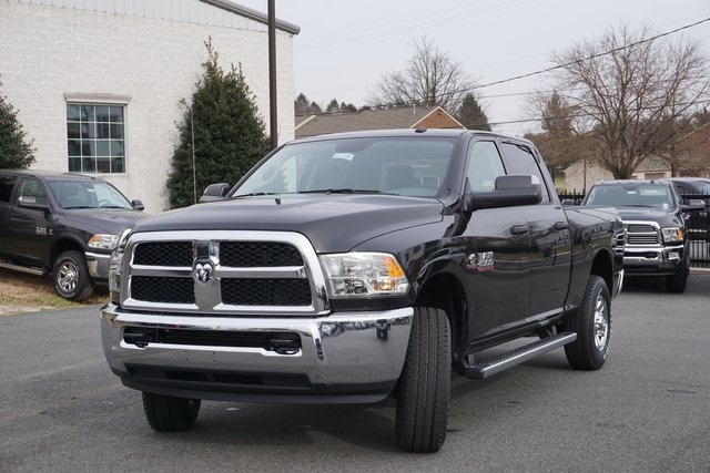 2018 Ram 2500 Crew Cab 4x4,  Pickup #N18-7350 - photo 7