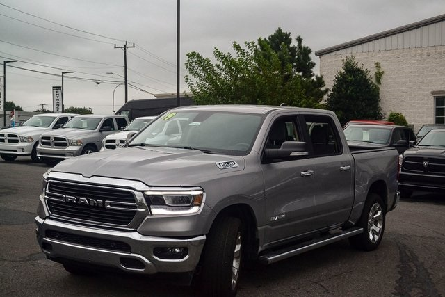 2019 Ram 1500 Crew Cab 4x4,  Pickup #N19-7020 - photo 7