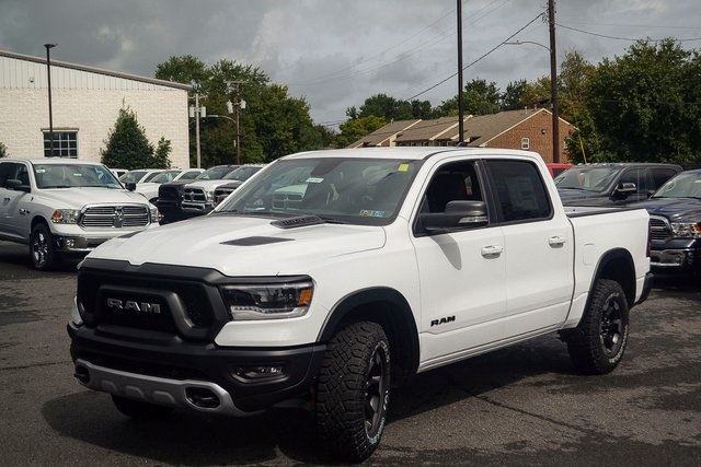 2019 Ram 1500 Crew Cab 4x4,  Pickup #N19-7087 - photo 7