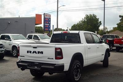2019 Ram 1500 Crew Cab 4x4,  Pickup #N19-7087 - photo 2
