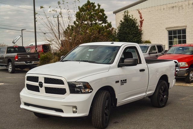2019 Ram 1500 Regular Cab 4x4,  Pickup #N19-7095 - photo 7