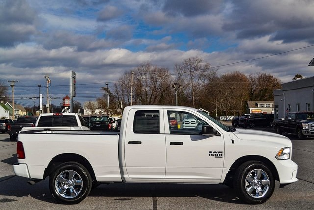 2019 Ram 1500 Quad Cab 4x4,  Pickup #N19-7108 - photo 3