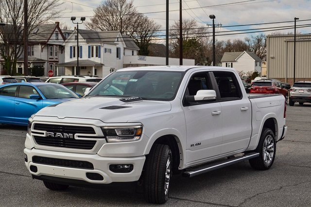 2019 Ram 1500 Crew Cab 4x4,  Pickup #N19-7121 - photo 7