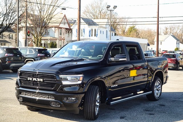 2019 Ram 1500 Crew Cab 4x4,  Pickup #N19-7144 - photo 7