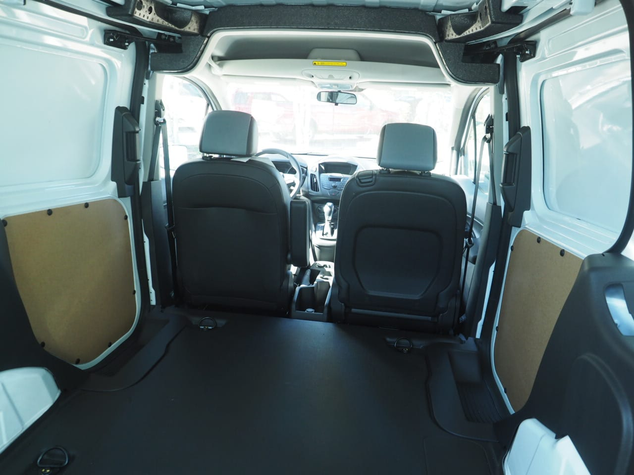 2018 Transit Connect 4x2,  Empty Cargo Van #18T0380 - photo 2