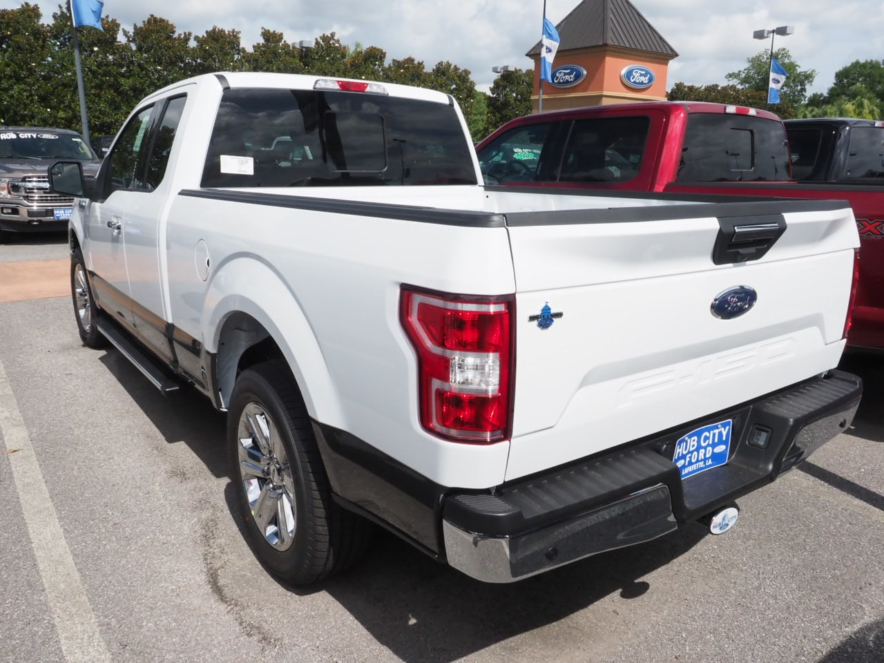 2018 F-150 Super Cab 4x2,  Pickup #18T1070 - photo 2