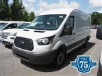 2018 Transit 150 Med Roof 4x2,  Empty Cargo Van #18T1137 - photo 1