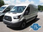 2018 Transit 250 Med Roof 4x2,  Empty Cargo Van #18T1154 - photo 1