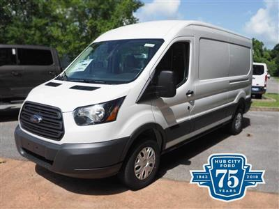 2018 Transit 250 Med Roof 4x2,  Empty Cargo Van #18T1175 - photo 1
