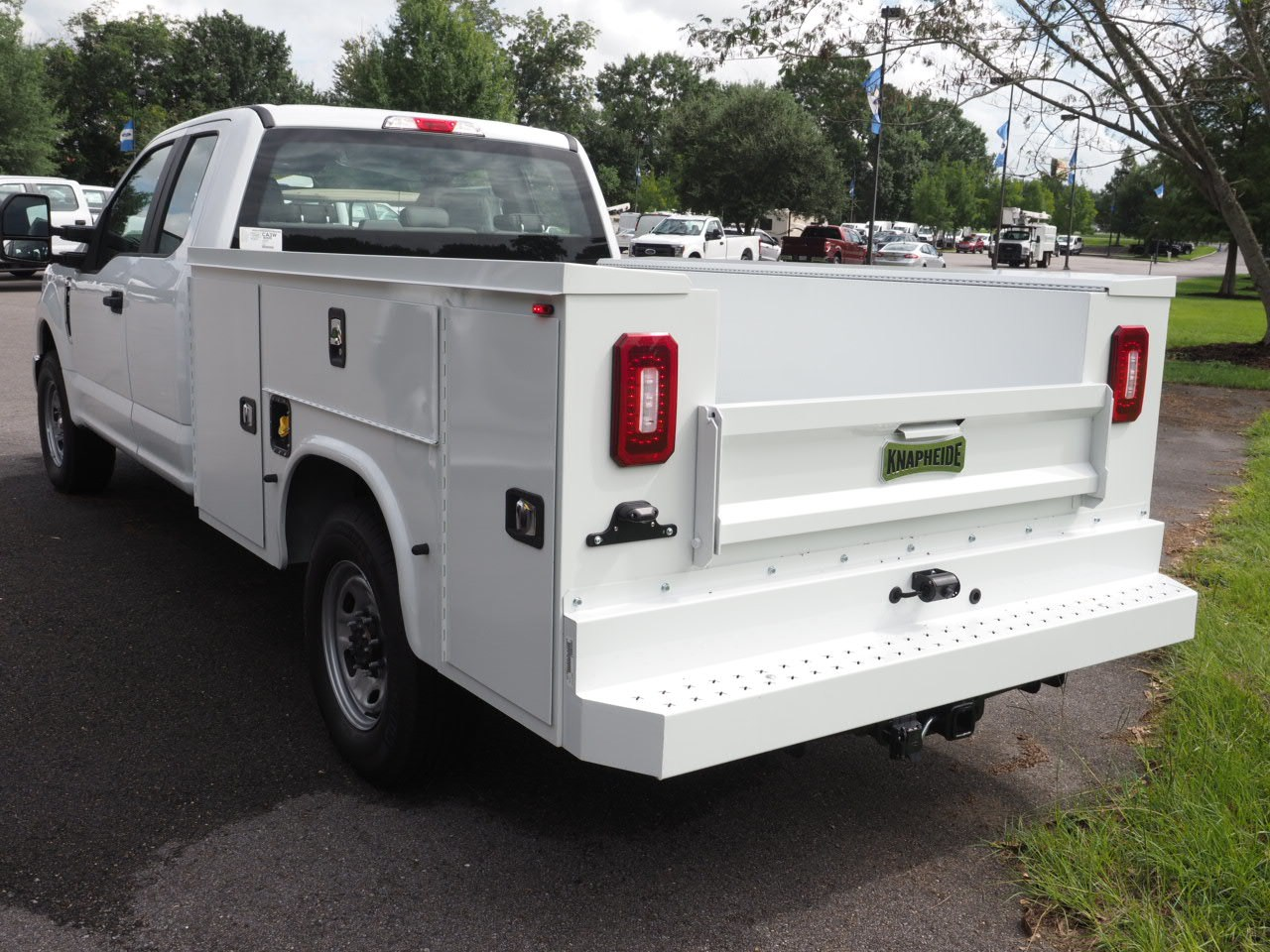 2018 F-250 Super Cab 4x2,  Knapheide Service Body #18T1273 - photo 2