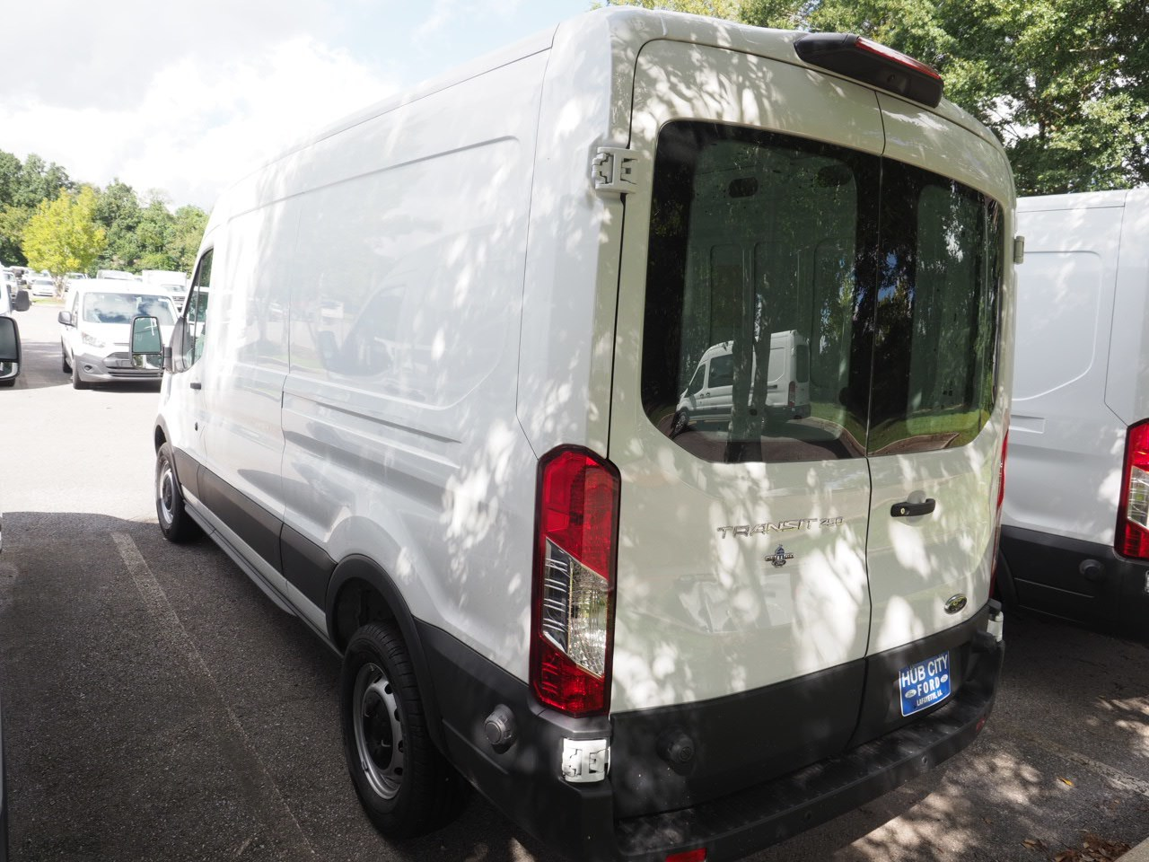 2018 Transit 250 Med Roof 4x2,  Empty Cargo Van #18T1325 - photo 6