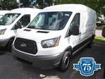 2018 Transit 250 Med Roof 4x2,  Empty Cargo Van #18T1325 - photo 1