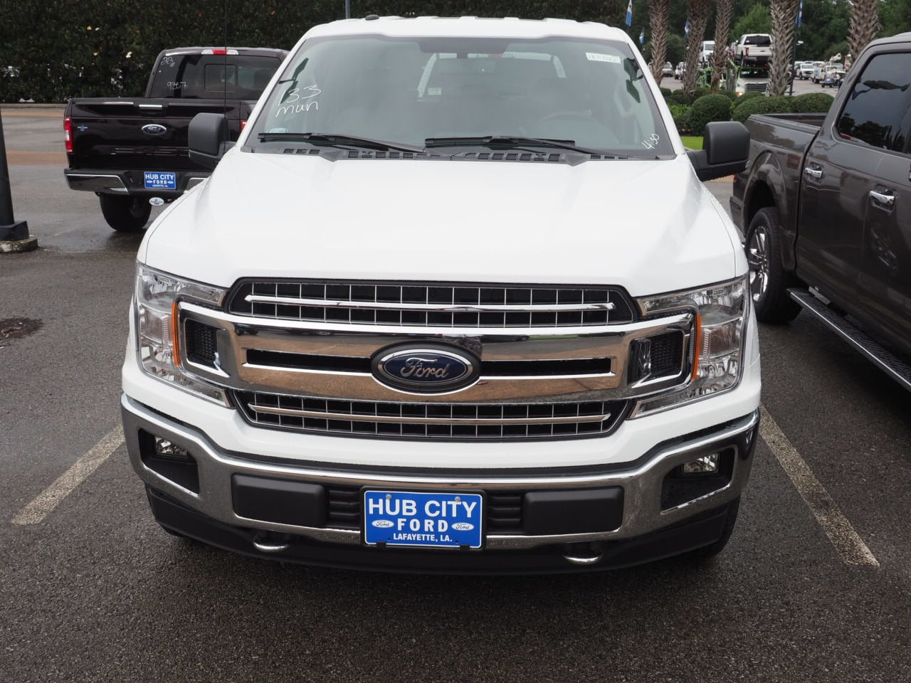 2018 F-150 SuperCrew Cab 4x4,  Pickup #18T1361 - photo 3