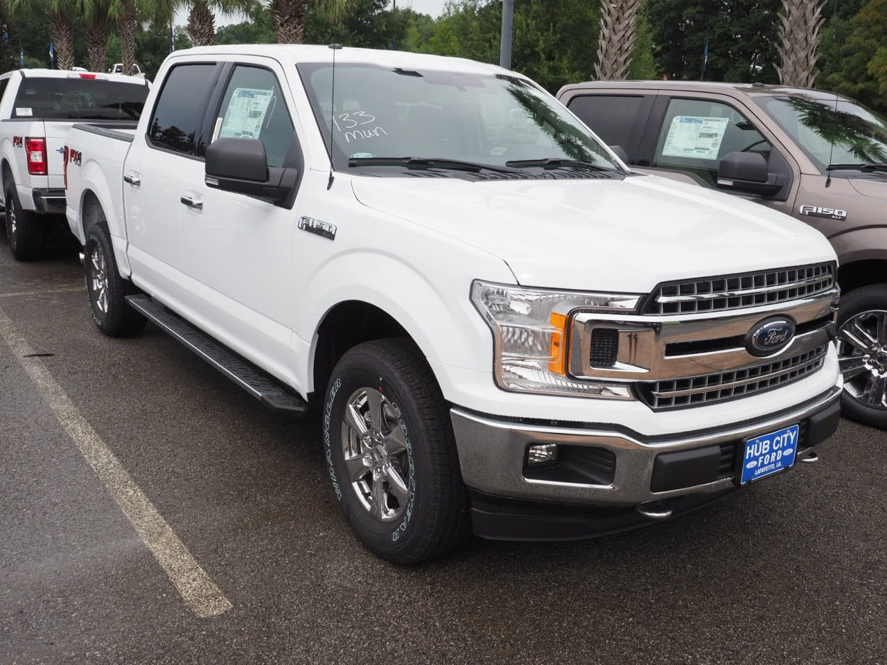2018 F-150 SuperCrew Cab 4x4,  Pickup #18T1361 - photo 4