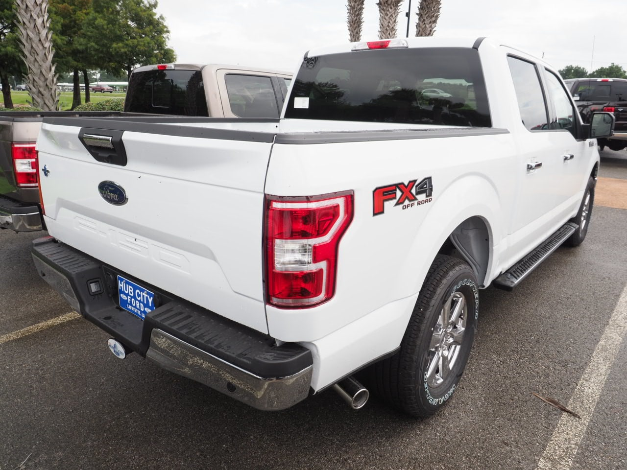 2018 F-150 SuperCrew Cab 4x4,  Pickup #18T1361 - photo 8