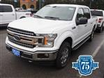 2018 F-150 SuperCrew Cab 4x4,  Pickup #18T1361 - photo 1
