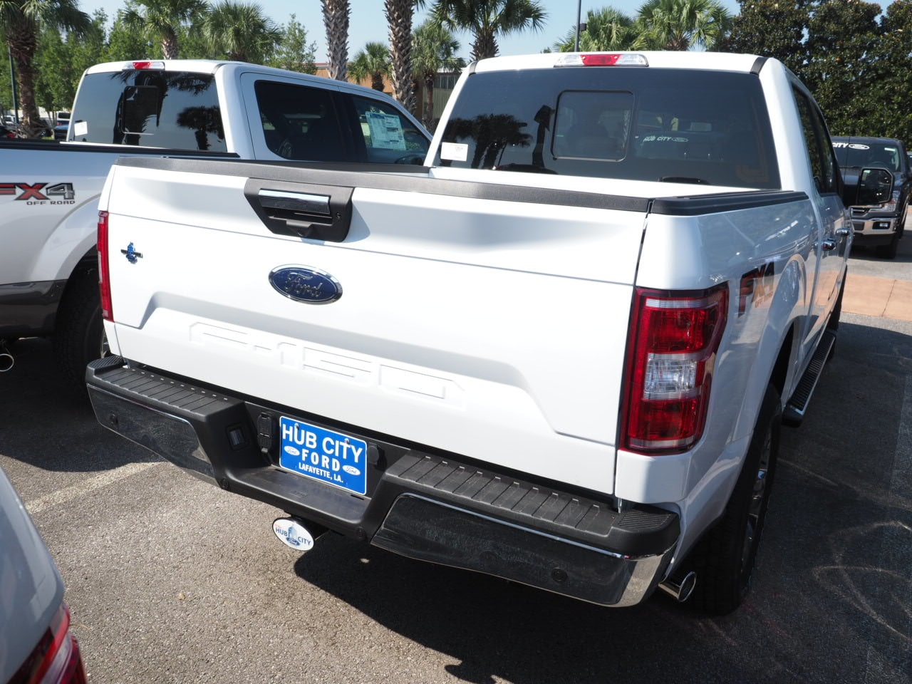 2018 F-150 SuperCrew Cab 4x4,  Pickup #18T1372 - photo 10