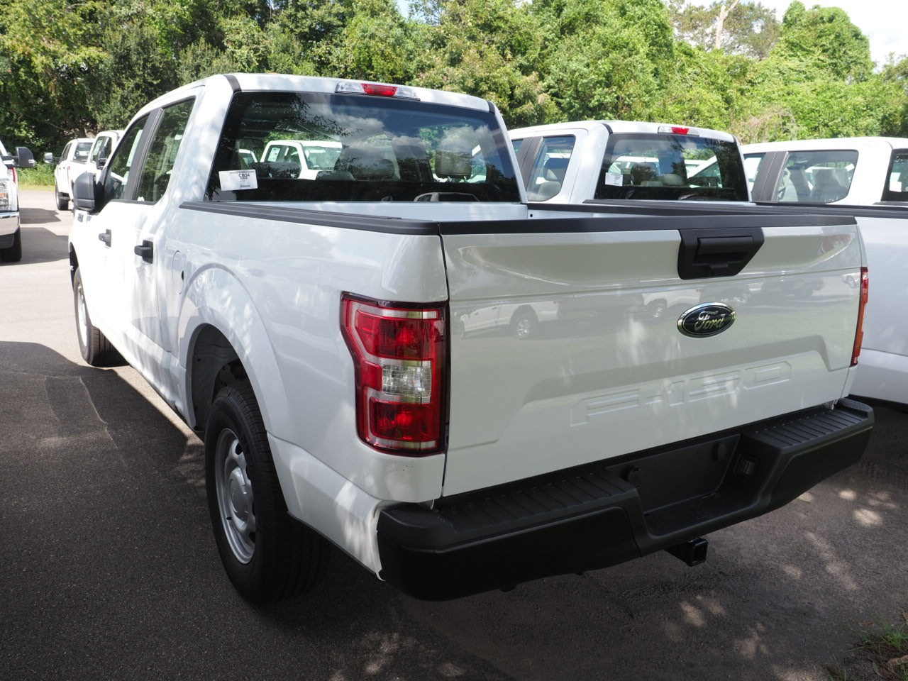 2018 F-150 SuperCrew Cab 4x2,  Pickup #18T1404 - photo 2
