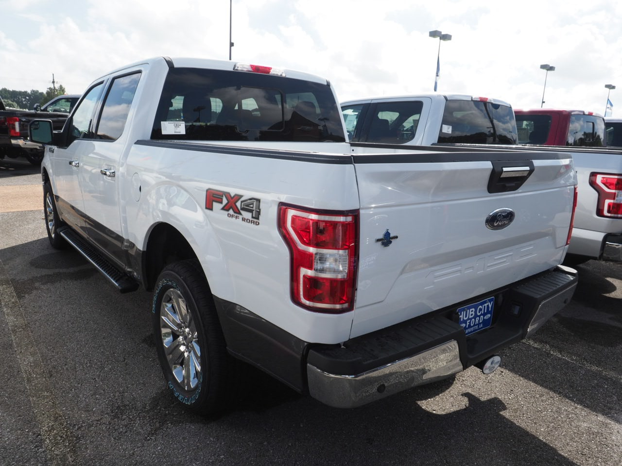 2018 F-150 SuperCrew Cab 4x4,  Pickup #18T1441 - photo 2