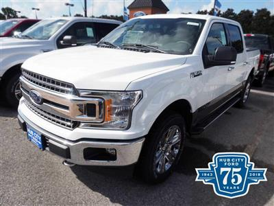 2018 F-150 SuperCrew Cab 4x4,  Pickup #18T1441 - photo 1
