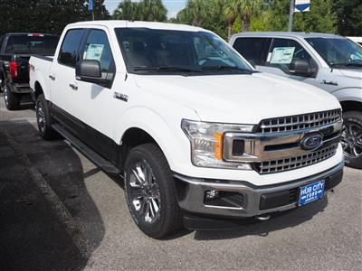 2018 F-150 SuperCrew Cab 4x4,  Pickup #18T1441 - photo 4