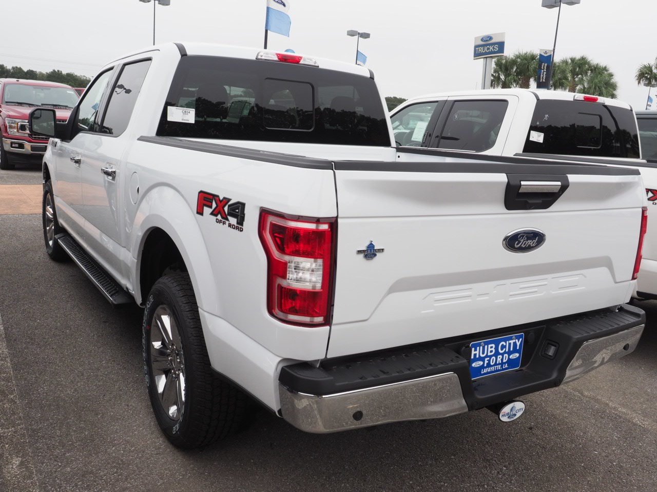 2018 F-150 SuperCrew Cab 4x4,  Pickup #18T1502 - photo 2