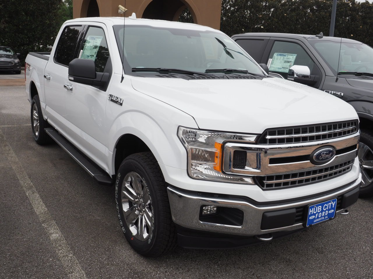 2018 F-150 SuperCrew Cab 4x4,  Pickup #18T1502 - photo 4