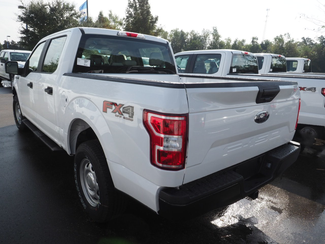 2018 F-150 SuperCrew Cab 4x4,  Pickup #18T1513 - photo 2