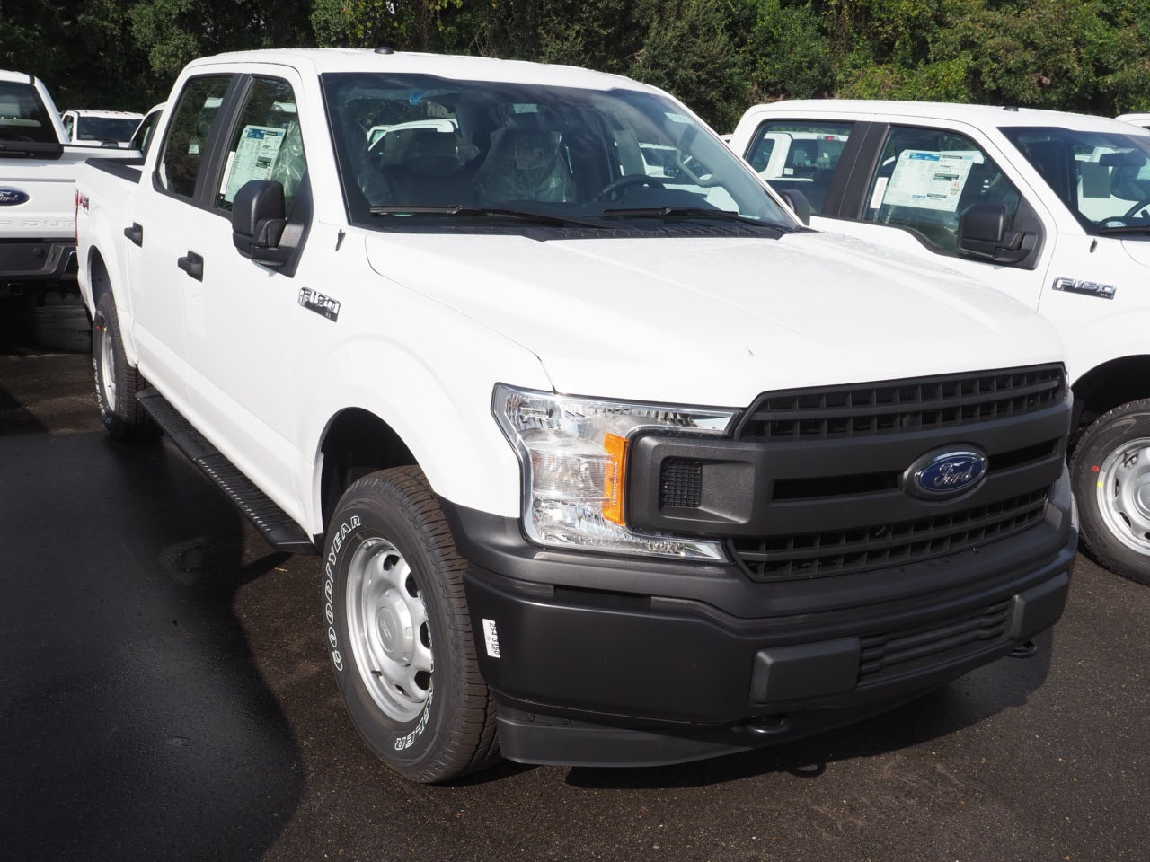 2018 F-150 SuperCrew Cab 4x4,  Pickup #18T1513 - photo 4
