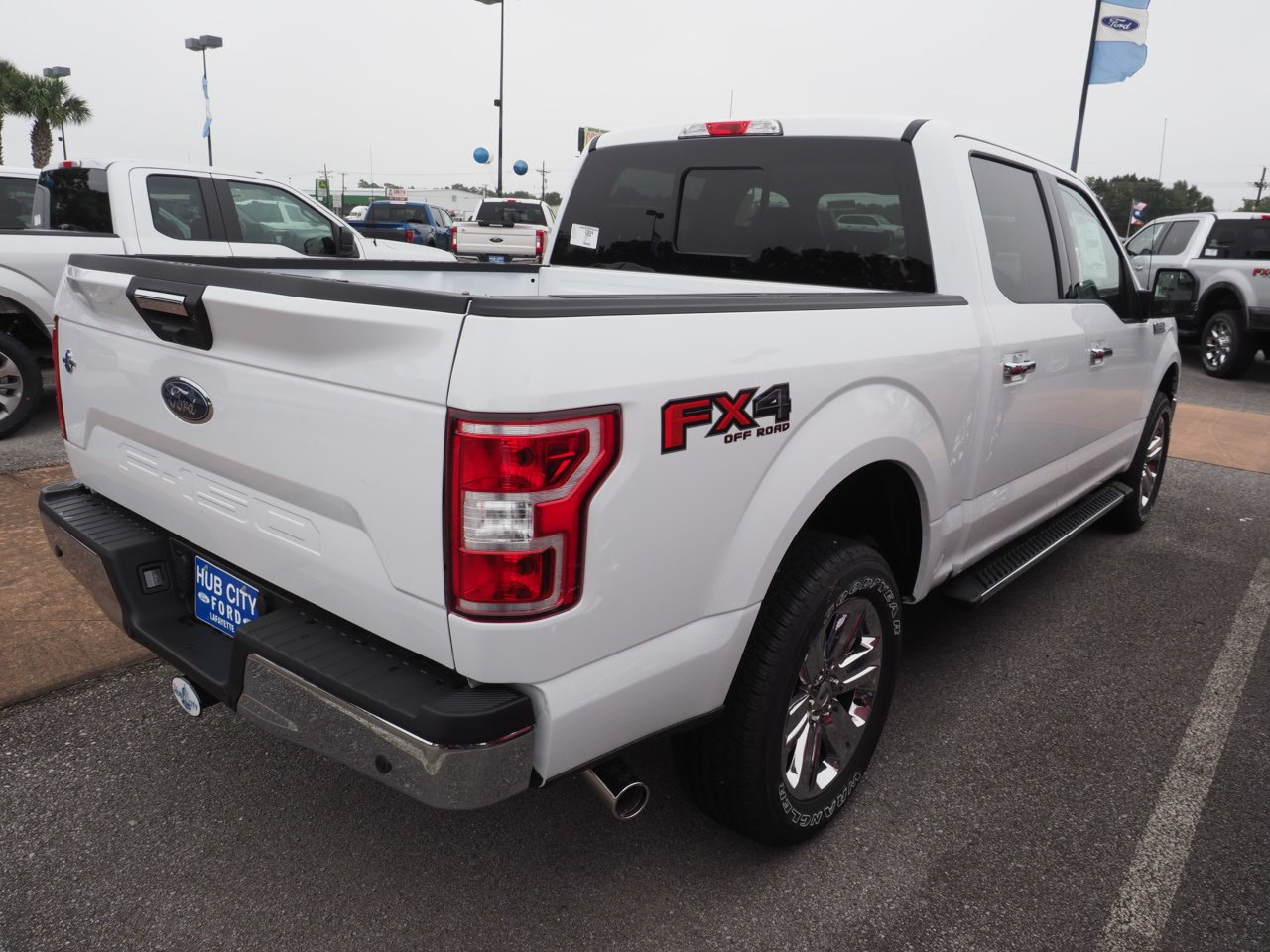 2018 F-150 SuperCrew Cab 4x4,  Pickup #18T1514 - photo 9