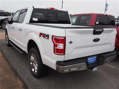 2018 F-150 SuperCrew Cab 4x4,  Pickup #18T1514 - photo 2