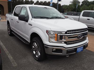 2018 F-150 SuperCrew Cab 4x4,  Pickup #18T1514 - photo 4