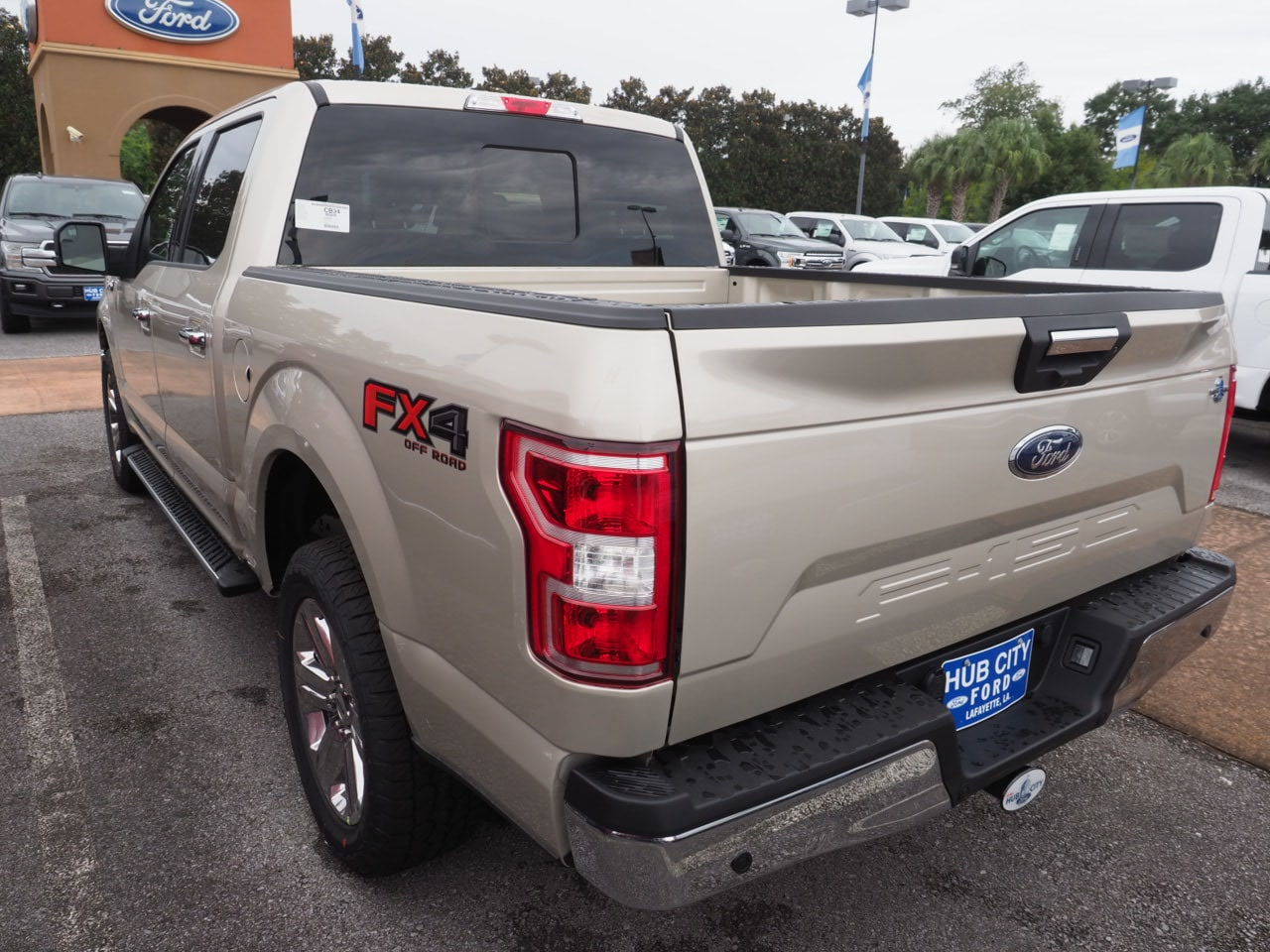 2018 F-150 SuperCrew Cab 4x4,  Pickup #18T1530 - photo 2