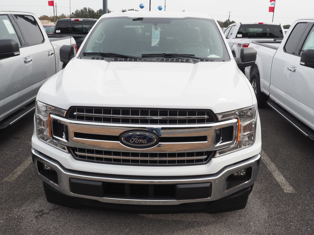 2018 F-150 Super Cab 4x2,  Pickup #18T1573 - photo 3