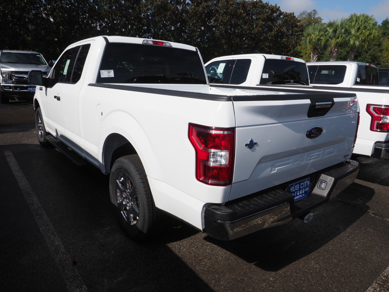 2018 F-150 Super Cab 4x2,  Pickup #18T1583 - photo 2