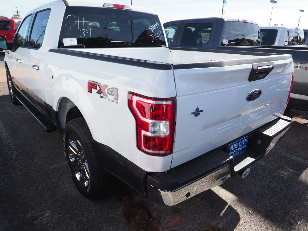 2018 F-150 SuperCrew Cab 4x4,  Pickup #18T1679 - photo 2
