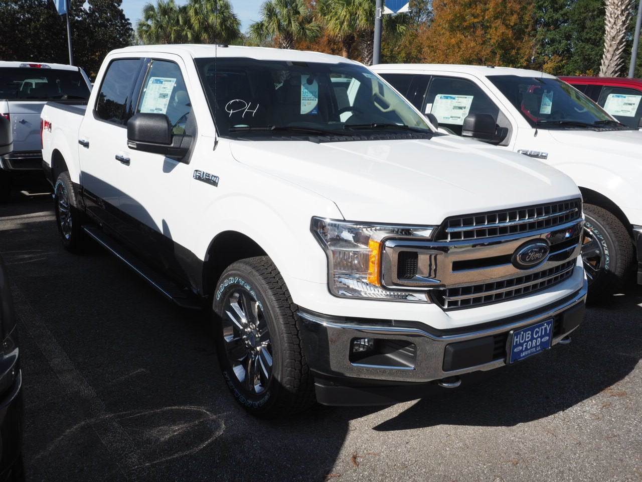 2018 F-150 SuperCrew Cab 4x4,  Pickup #18T1679 - photo 4