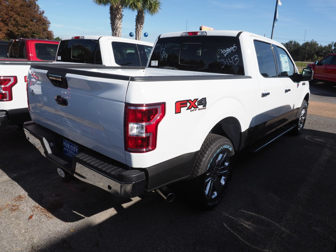 2018 F-150 SuperCrew Cab 4x4,  Pickup #18T1679 - photo 9