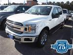 2018 F-150 SuperCrew Cab 4x4,  Pickup #18T1679 - photo 1