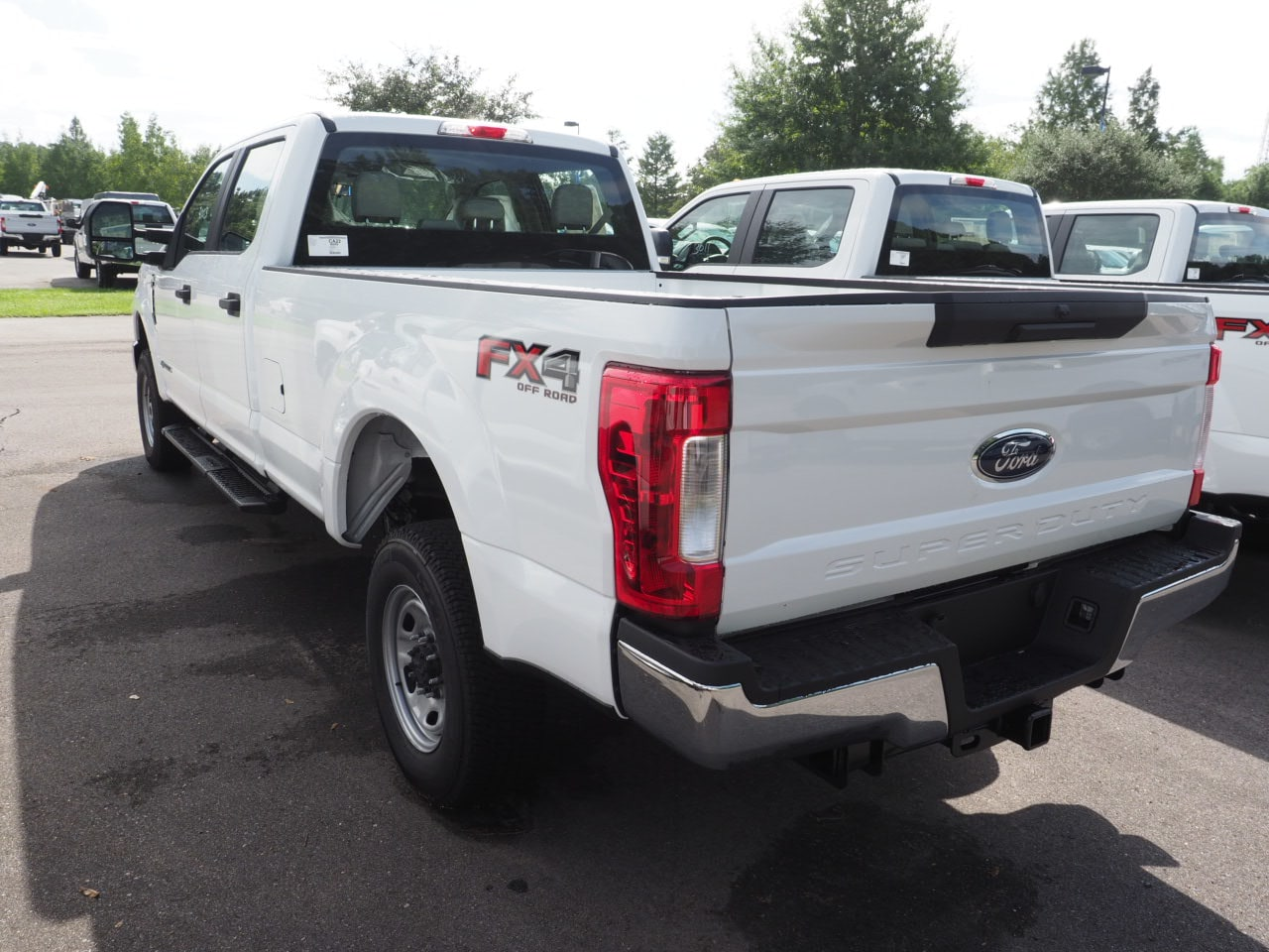 2019 F-250 Crew Cab 4x4,  Pickup #19T0020 - photo 2