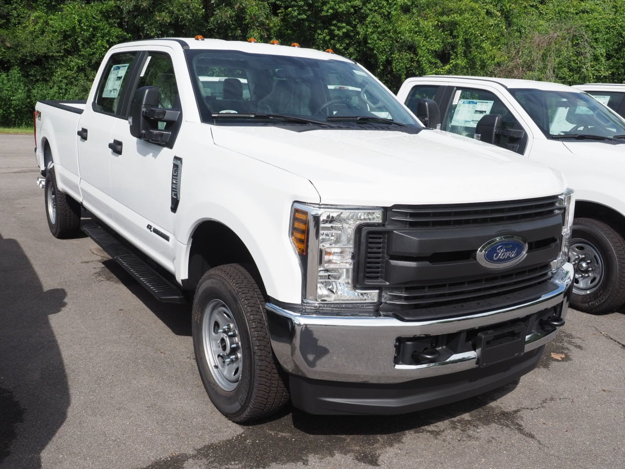 2019 F-250 Crew Cab 4x4,  Pickup #19T0020 - photo 4