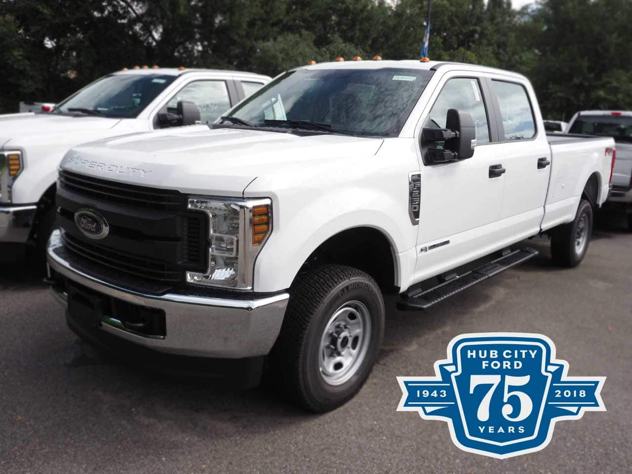 2019 F-250 Crew Cab 4x4,  Pickup #19T0035 - photo 1