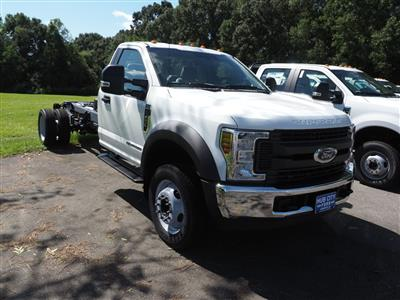 2019 F-450 Regular Cab DRW 4x2,  Cab Chassis #19T0066 - photo 3