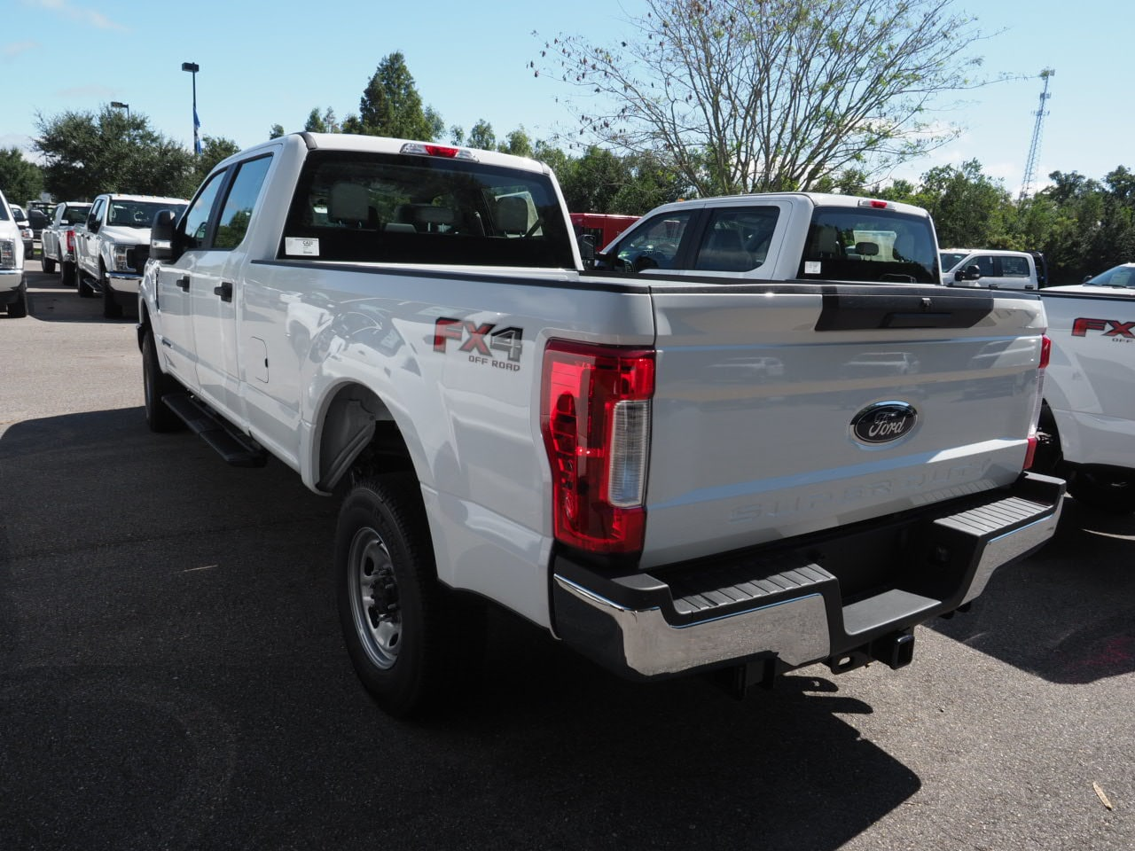 2019 F-250 Crew Cab 4x4,  Pickup #19T0069 - photo 2