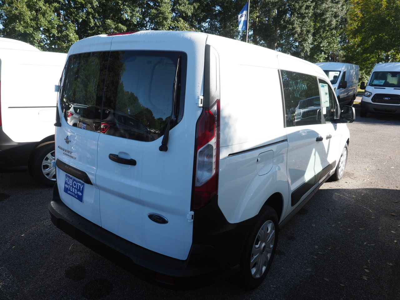 2019 Transit Connect 4x2,  Empty Cargo Van #19T0071 - photo 5