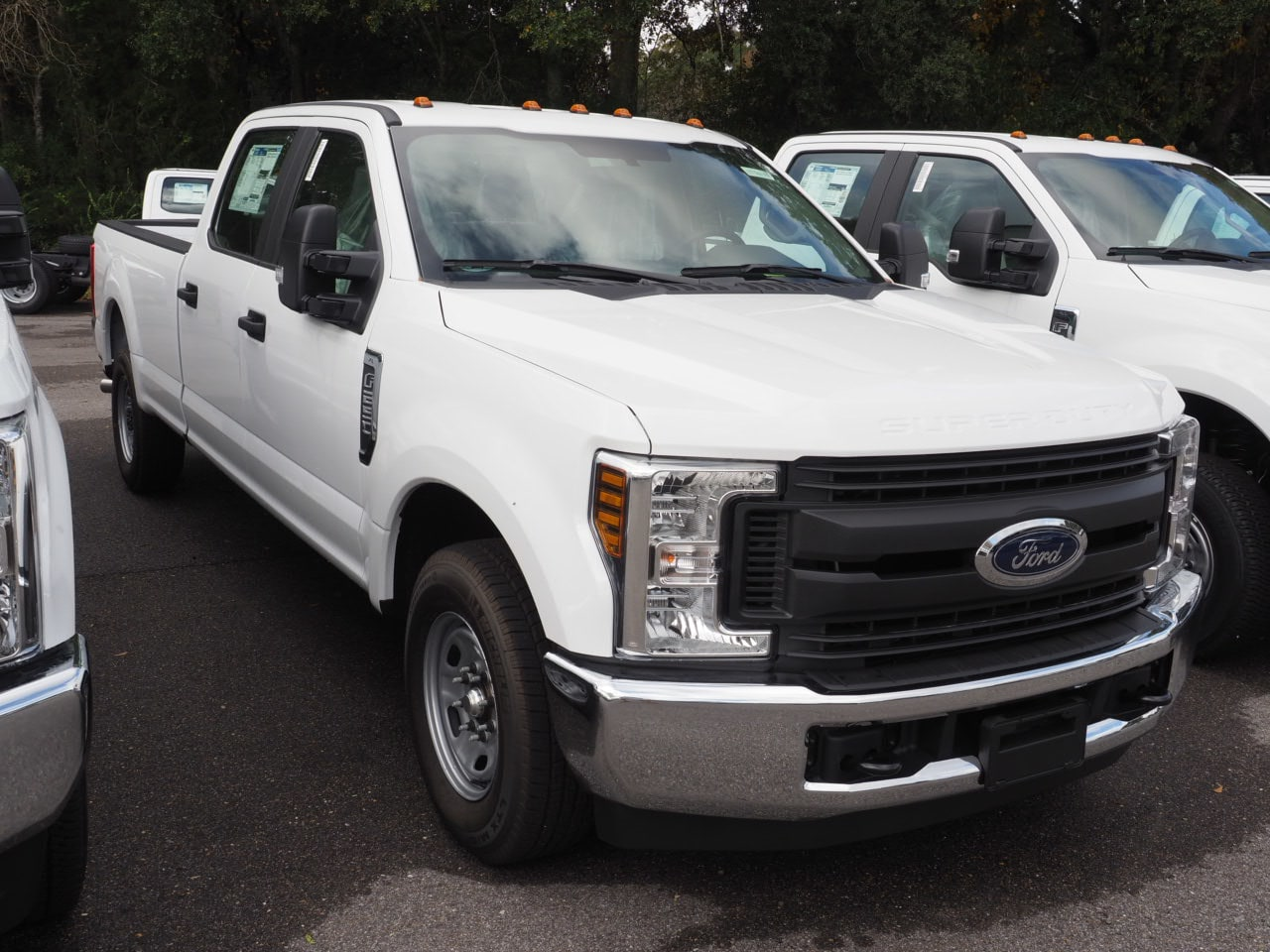 2019 F-250 Crew Cab 4x2,  Pickup #19T0179 - photo 4