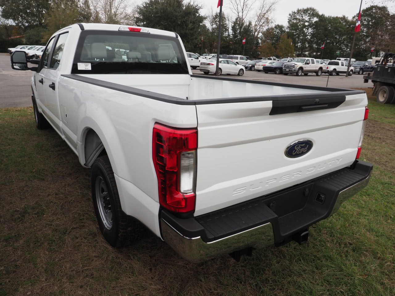 2019 F-250 Crew Cab 4x2,  Pickup #19T0224 - photo 2