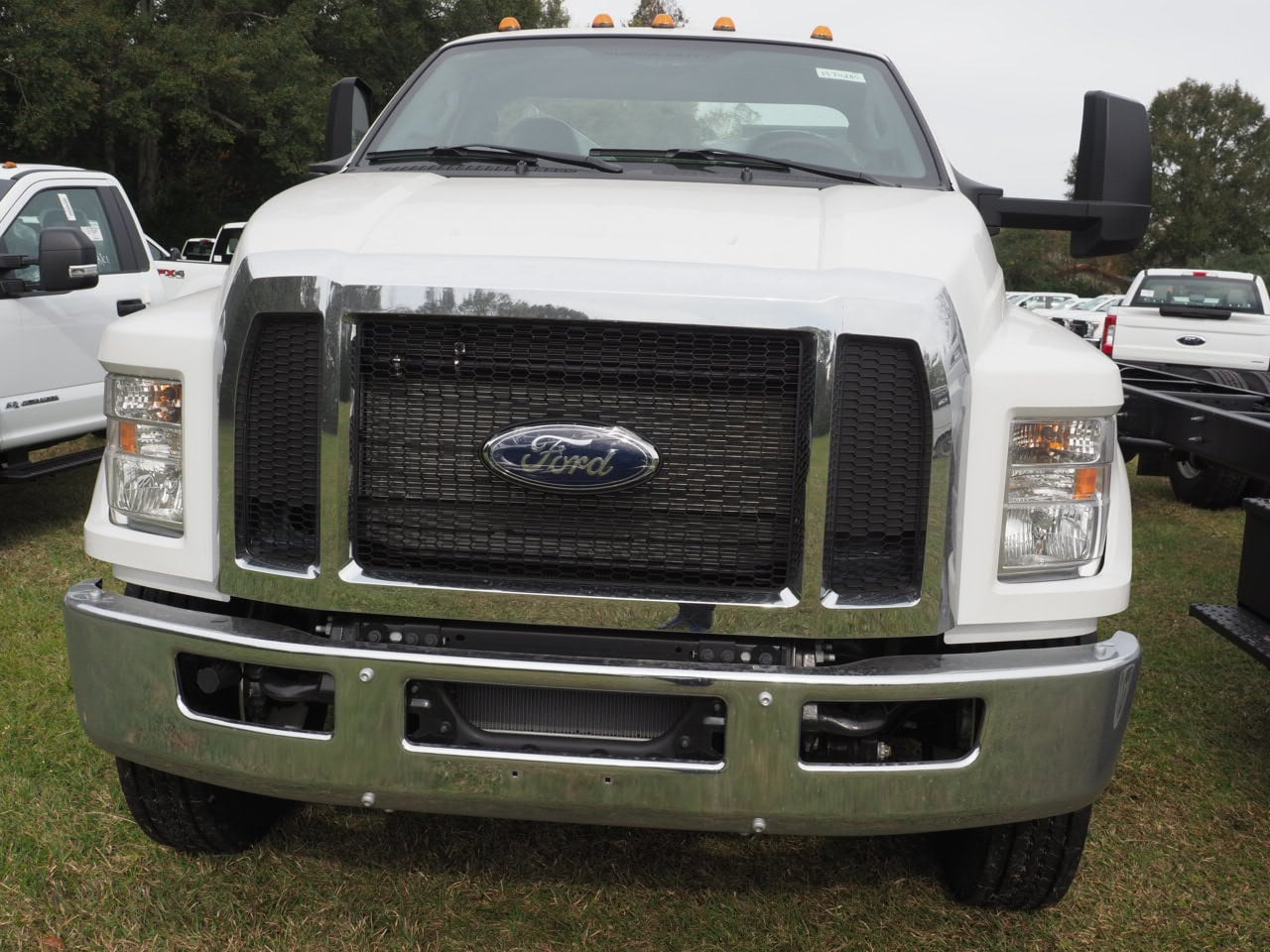 2019 F-650 Regular Cab DRW 4x2,  Cab Chassis #19T0283 - photo 6