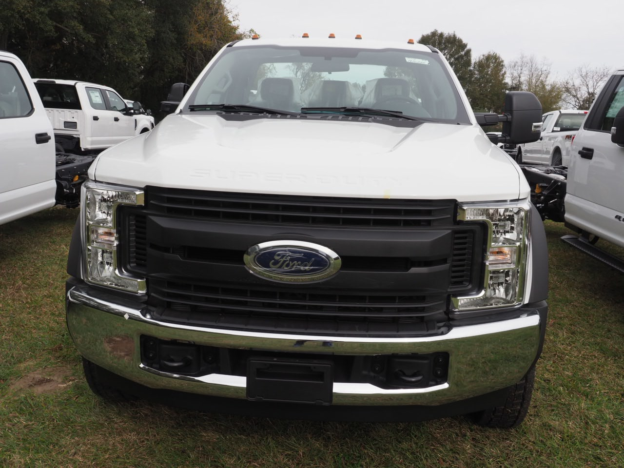 2019 F-450 Regular Cab DRW 4x2,  Cab Chassis #19T0296 - photo 4