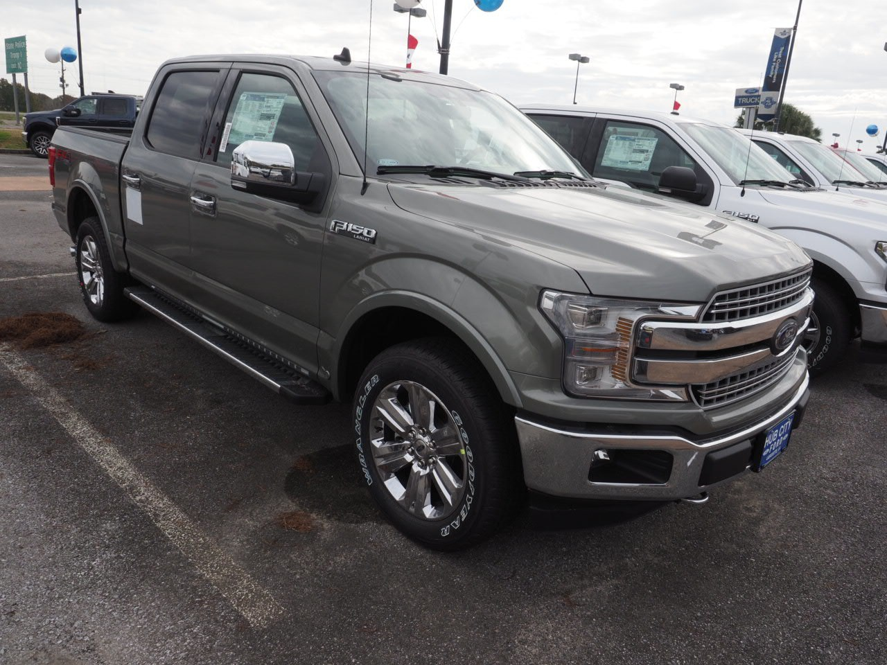 2019 F-150 SuperCrew Cab 4x2,  Pickup #19T0328 - photo 4